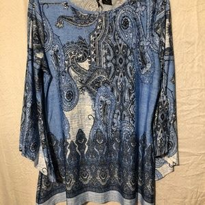 new directions Tops - Tunic Top by New Directions size M